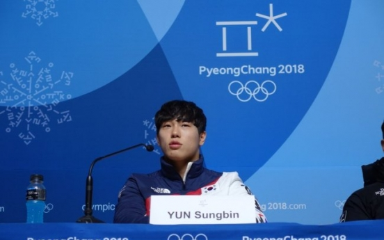 [PyeongChang 2018] 'Iron Man' Yun Sung-bin aims another gold in World Championships