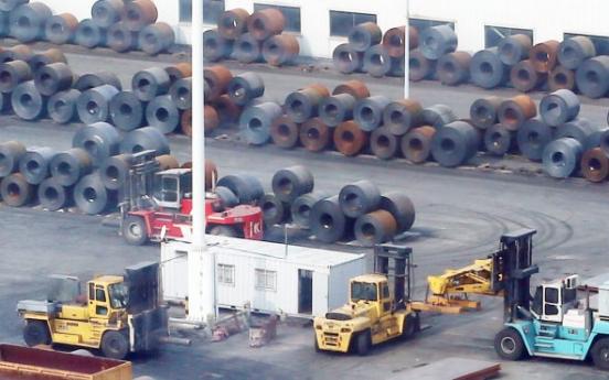 Korea Inc. caught between external, internal risks