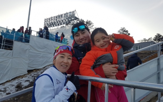 [PyeongChang 2018] Veteran S. Korean cross-country skier bids adieu to Winter Games