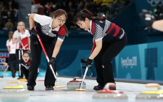 [PyeongChang 2018] S. Korean women's curling team tops round robin session
