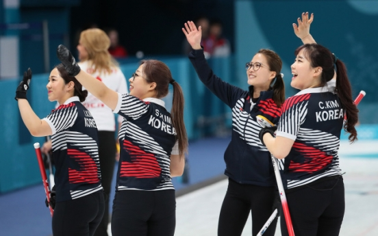 [PyeongChang 2018] S. Korea to compete in women's curling semifinals