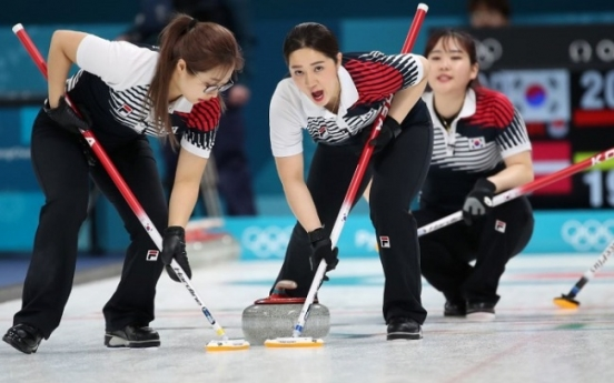 [PyeongChang 2018] Red-hot women's curling team trying to stay grounded