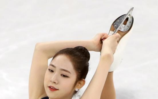 [올림픽] '최고점 행진' 최다빈, '톱 7' 우뚝…자기토바 우승