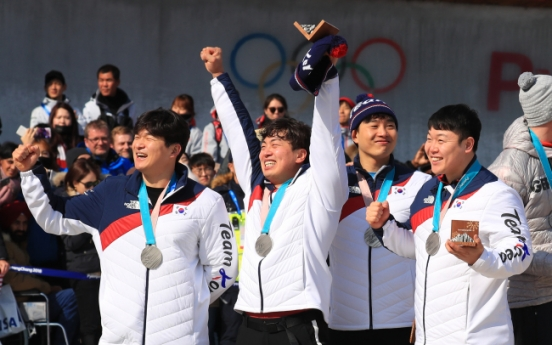 [PyeongChang 2018] S. Korea adds two silver medals on final day