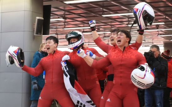 [PyeongChang 2018] Bobsleigh coach says making athletes comfortable led to 4-man competition silver
