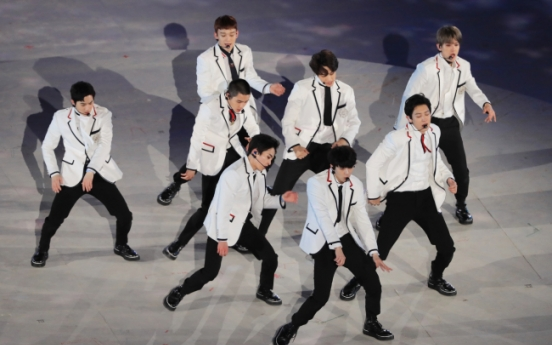 [PyeongChang 2018] K-pop artists CL, EXO entertain athletes, spectators at closing ceremony