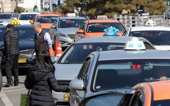 Seoul considers taxi fare hike in July