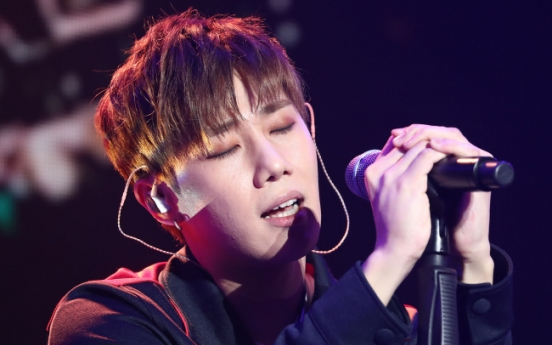 Infinite's Sungkyu fills new solo album with 10 stories