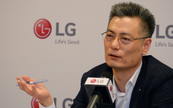 [MWC 2018] New LG flagship phone set for H1 release: LG mobile chief