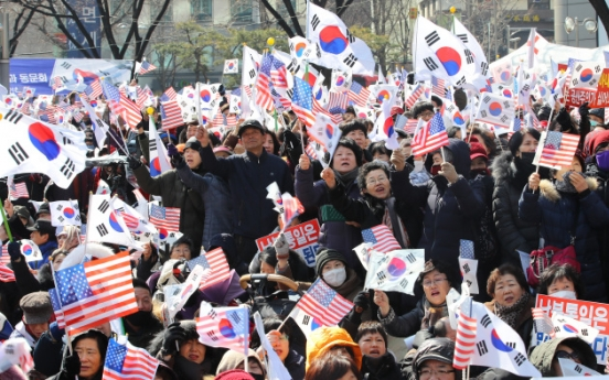 Rallies, ceremonies held around Seoul to mark March 1 Movement