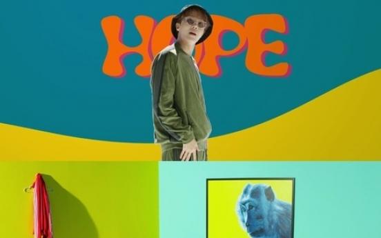 BTS' J-Hope releases first mixtape 'Hope World'