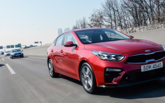 [Behind the Wheel] All new K3 flaunts top notch fuel economy