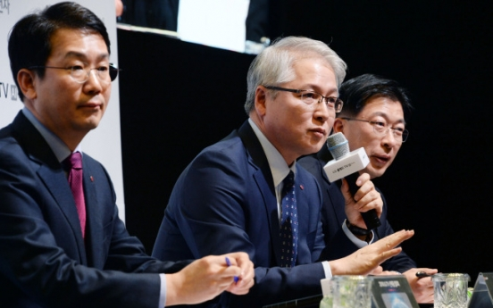 LG hopes to lead premium AI TV era with 2018 OLED TVs