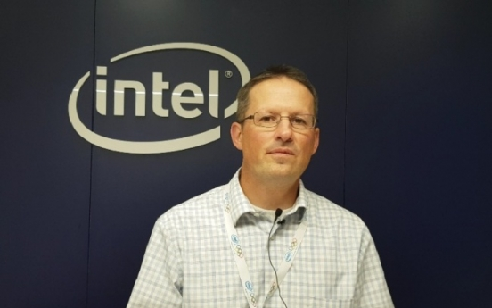 [Herald Interview] Who will be first 5G provider? No one has advantage yet, says Intel engineer