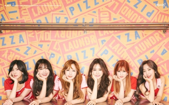 Apink to return with single in April