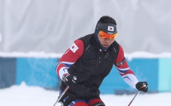 [PyeongChang 2018] Nordic skier to carry S. Korean flag at Paralympics opening ceremony