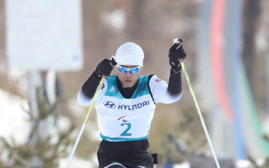 [PyeongChang 2018] N. Koreans officially make Winter Paralympics debut
