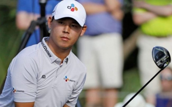 Korean Kim Si-woo hoping to make PGA Tour history at flagship event