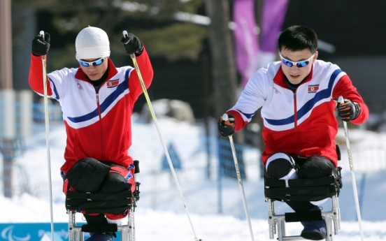 [PyeongChang 2018] Suspicions about N. Korean Paralympic athletes 'raised by North Koreans'