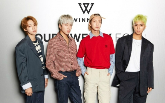 Winner to return with new album on April 4