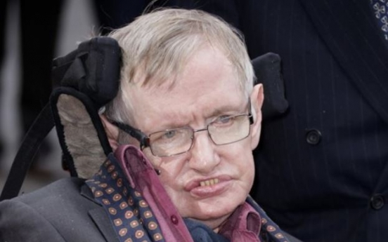 [PyeongChang 2018] IPC to pay tribute to Stephen Hawking during PyeongChang Paralympics closing ceremony