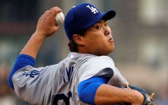 Dodgers' Ryu Hyun-jin to open season as 5th starter