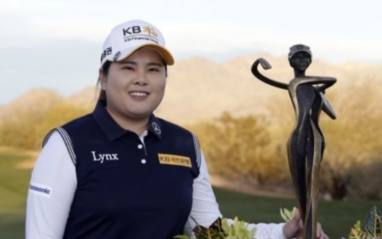 Park In-bee cracks top 10 in women's golf rankings after LPGA win