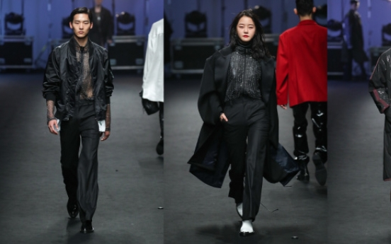 Day 2 of Seoul Fashion Week
