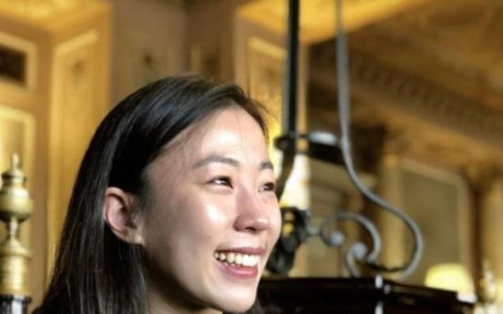 Ballerina Park Sae-eun says doing or watching ballet most fun