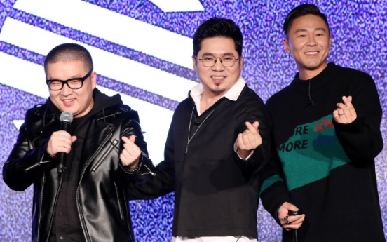 R&B trio Solid returns after 21 years