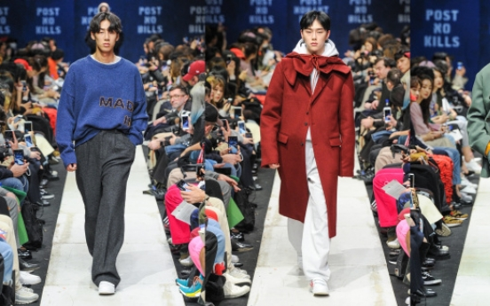 Day 4 of Seoul Fashion Week
