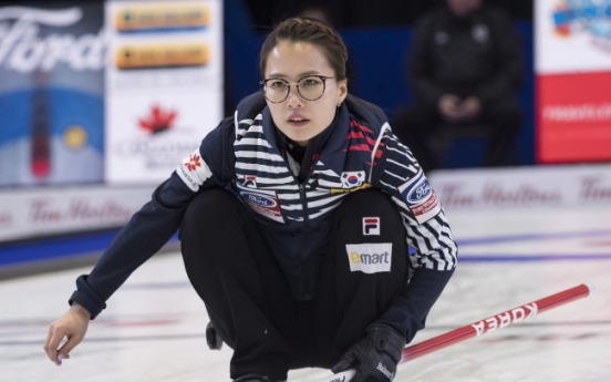 S. Korea to meet U.S. in playoffs at women's curling worlds