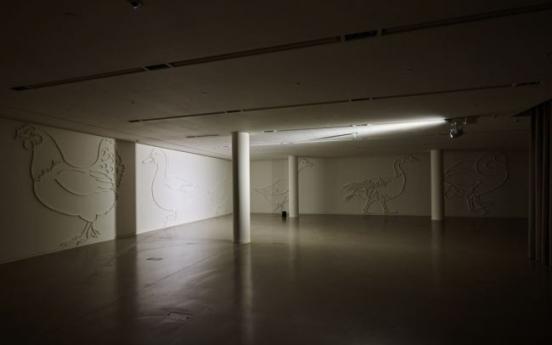 """Girogi"" exhibition questions status of art galleries"
