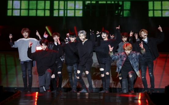 JYP's Stray Kids debuts with 'District 9'