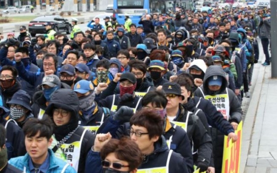 [GM Crisis] Militant labor union poured fuel on fire in GM crisis: experts