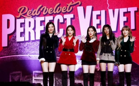 Red Velvet to perform 'Red Flavor,' 'Bad Boy' in Pyongyang