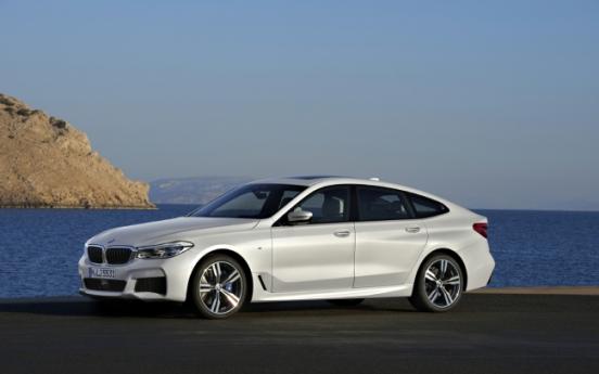 BMW's new 6-Series Gran Turismo brings new level to sedans