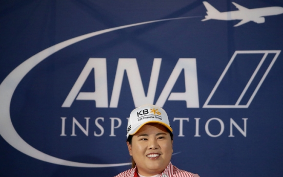 With so much accomplished, LPGA star focuses on 'enjoying' golf