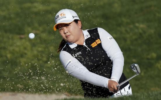 Korean Park In-bee loses LPGA major in playoff
