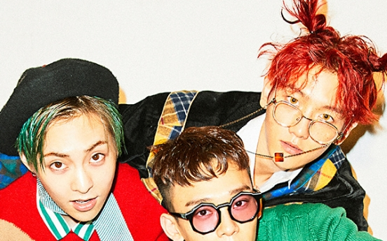 EXO-CBX to release new EP on April 10