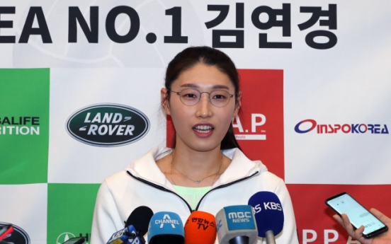 S. Korean volleyball star mulling options over future