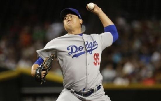 Next start uncertain for Dodgers' Ryu Hyun-jin amid days off, rainfall forecast