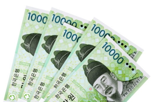Office workers spend W1.55m a year on cash gifts: survey