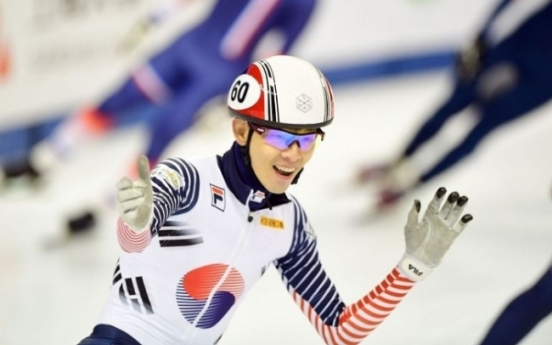 Two-time Olympic short track champ returns to familiar surface