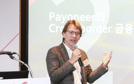 Payoneer launches Korea office, targeting SMEs selling globally via online marketplaces