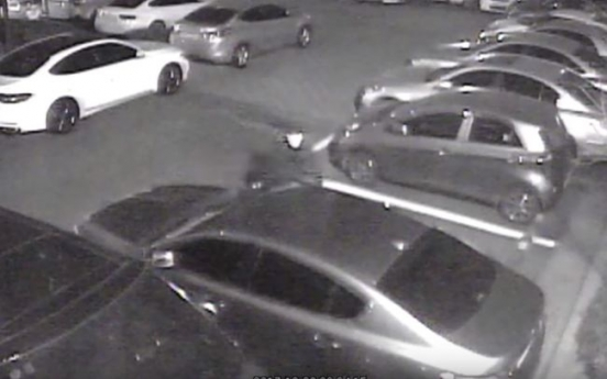 Three 20-year-olds rob W20m from unlocked cars