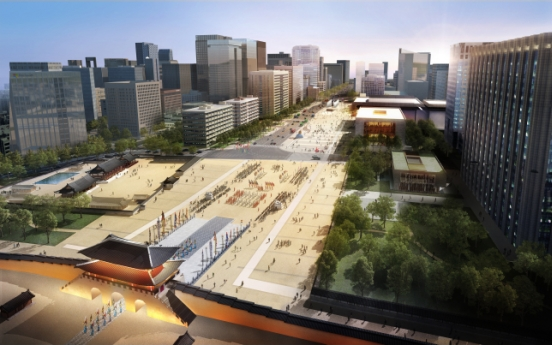 [Newsmaker] Residents slam $93m project to expand Gwanghwamun Square