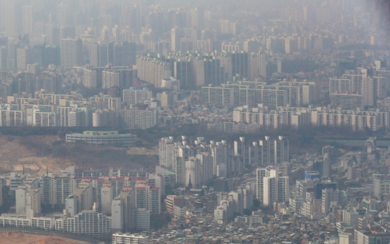 Korea's household lending increases at fastest pace in 4 months in March