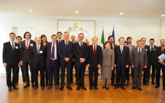 Italy, Korea invigorate cooperation in cutting-edge science, technology