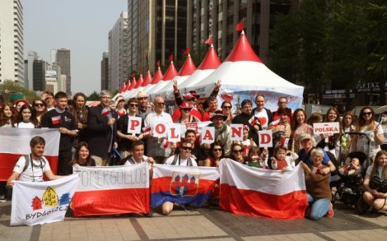 Polish cultural festival to brighten Cheonggye Plaza